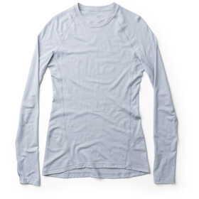 Houdini Desoli Crew Shirt Damen ground grey